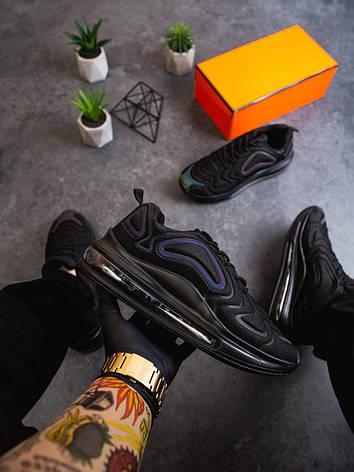 Мужские кроссовки Бастер арт 720 Pobedov (черные), фото 2