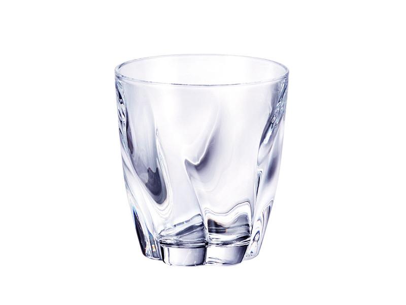 Хрустальные стаканы для виски Bohemia Barley Twist 390мл 6шт