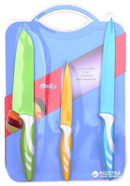 Набор ножей из 4 пр MARTEX 29-248-013