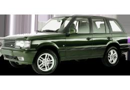 Дефлекторы на боковые стекла (Ветровики) для Land Rover (Лэнд Ровер) Range Rover II 1994-2002