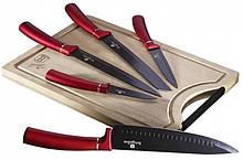 Набор ножей с доской Berlinger Haus Metallic Line BH-2552 6 предметов