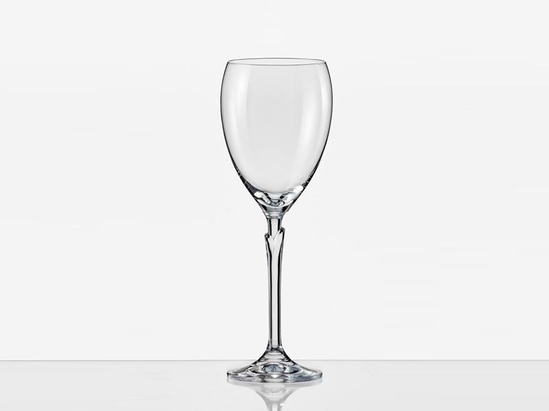 Бокалы для вина Bohemia Lilly 350 мл 6 шт Богемия Лили