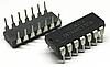 Микросхема SN74AHCT125N DIP-14