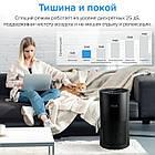 Очищувач повітря LEVOIT LV-H133-RBK , HEPA-ФІЛЬТР, 3 рівня фільтрації, фото 5