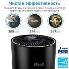 Очищувач повітря LEVOIT LV-H133-RBK , HEPA-ФІЛЬТР, 3 рівня фільтрації, фото 2