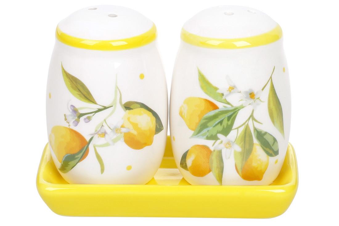 Набор для специй Сочные лимоны Bona Di DM-762-Y