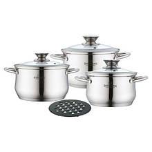 Набір посуду 7 предметів Bohman BH-7-0114