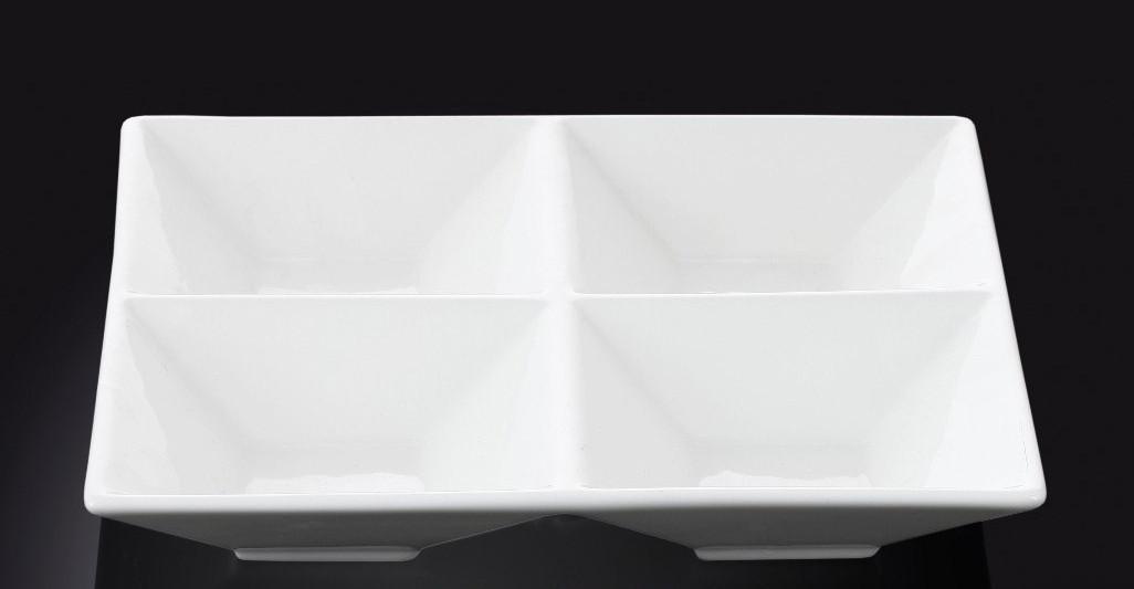 Менажница WILMAX квадратная 20 см. WL-992018