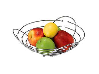 Металева фруктовниця Maestro Rainbow 260мм
