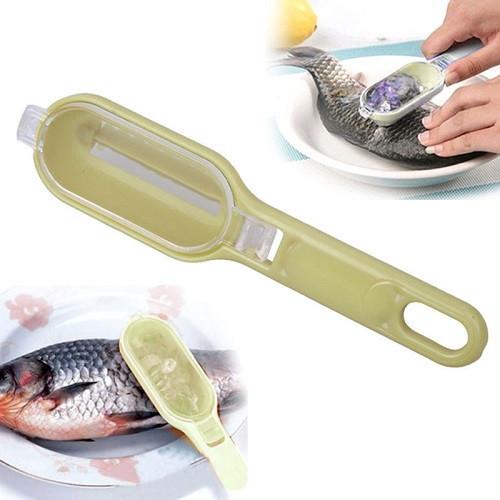Нож для чистки рыбы Stenson R-21979 17 см