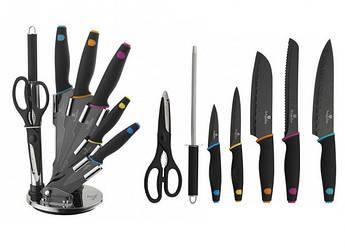 Набор ножей с алмазным покрытием Berlinger Haus DIAMOND 8пр