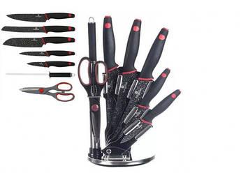 Набор ножей с мраморным покрытием Berlinger Haus STONE TOUCH 8пр