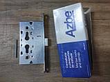 Акция! Замок + ручки Azbe S Mg Mod 485-72 комплект для дверей пожарных металлических или деревянных, фото 2