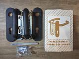 Акция! Замок + ручки Azbe S Mg Mod 485-72 комплект для дверей пожарных металлических или деревянных, фото 5