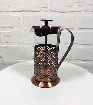 Чайник для заварювання з віджиманням 350мл