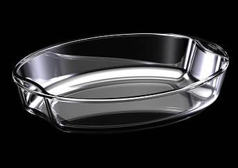 Стеклянная форма для запекания Simax Чехия Exclusive 320мм 2,5л