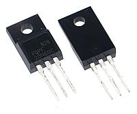 Полевой транзистор 20N60C (FQPF20N60C) N-MOSFET; 600В; 20А; 30Вт; TO220FP