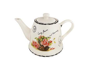 Заварочный чайник Maestro роза 800мл