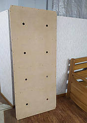 Суцільне ортопедичне підстава для ліжка (МДФ плита)
