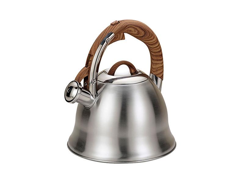 Стильный высокий чайник для плиты Maestro 3л