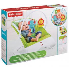 Масажне крісло Тропічні друзі Fisher-Price