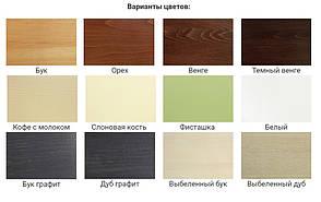 Кровать деревянная София V с подъемным механизмом ТМ Олимп, фото 3