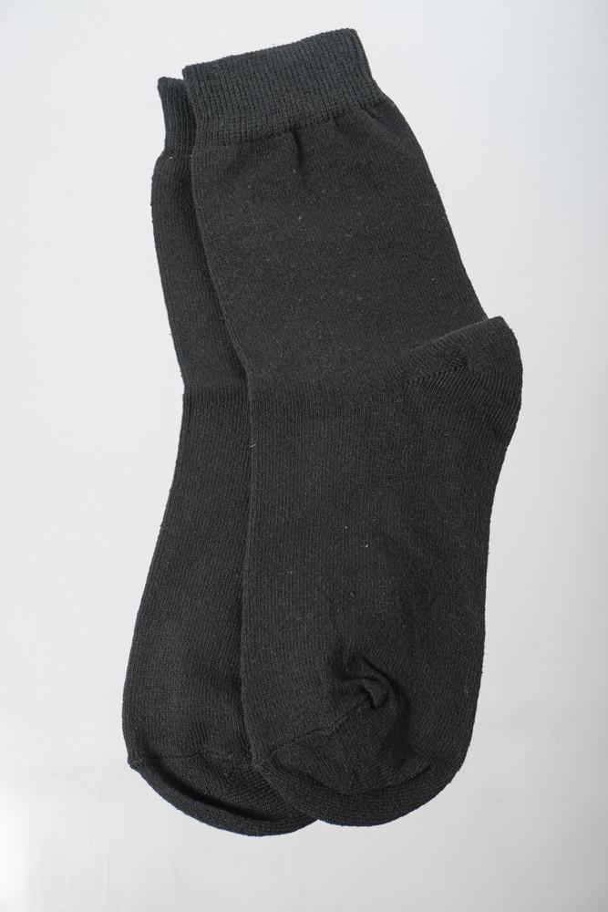 Носки 168P064 junior (Черный)
