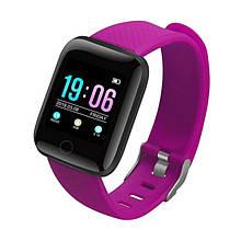 Фітнес-браслет B6 purple