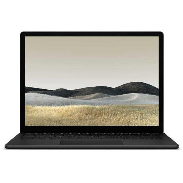 "Ноутбук Microsoft Surface Laptop 3 Matte Black (VGL-00001) / 13,5"" • IPS • 2256x1504 • Intel Core i7-1065G7 •"
