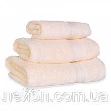 Махровое полотенце Grange, Крем (Лицо 50*90см)