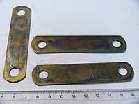 Пластина пружинная, демпферная  электро муфты КАМАЗ ЕВРО (3 шт. комплект), фото 1