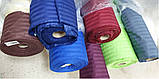 Сатин Stripe ELECTRIC 1/1см (Полуторный), фото 4
