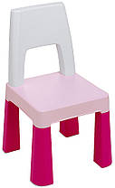 Стульчик Tega Multifun MF-002 123 light pink