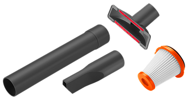Комплект аксессуаров для аккумуляторного мініпилососа EasyClean  | 09343-20.000.00