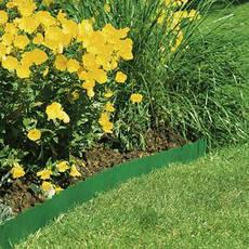 Бордюр садовый зеленый 9м*15см  | 00538-20.000.00, фото 2