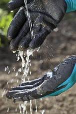 Перчатки для работы с почвой 9/L  | 00207-20.000.00, фото 3