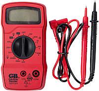 Цифровой мультиметр  3 функции, 11 диапазонов Gardner Bender GDT-311, фото 1