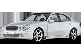 Дефлекторы на боковые стекла (Ветровики) для Mercedes (Мерседес) CLK-class W208 1997-2002