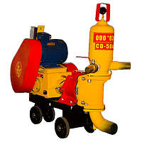 Розчинонасос штукатурного розчину тип CO-49 (Двигун 4 кВт)