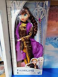 Кукла Frozen Анна с аксессуарами подарок для девочки.