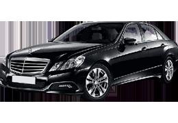 Дефлекторы на боковые стекла (Ветровики) для Mercedes (Мерседес) E-class W212 (C207) 2009-2017