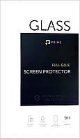 Защитное стекло Privacy для Huawei Y6 2019 Full Glue (0.3 мм, 2.5D) black