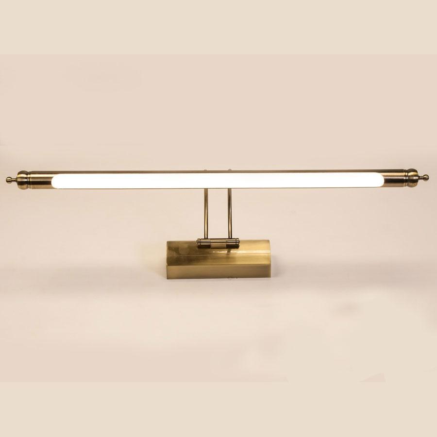 Светодиодная подсветка для зеркал и картин цвет бронза 9W Diasha&8422/L
