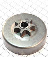 "Тарелка сцепления ""звезда"" + сепаратор для бензопилы Husqvarna 137/142"