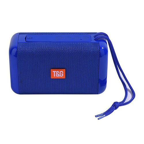 Беспроводная колонка TG163 (Синий)