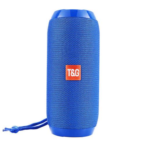 Беспроводная колонка TG117 (Синий)