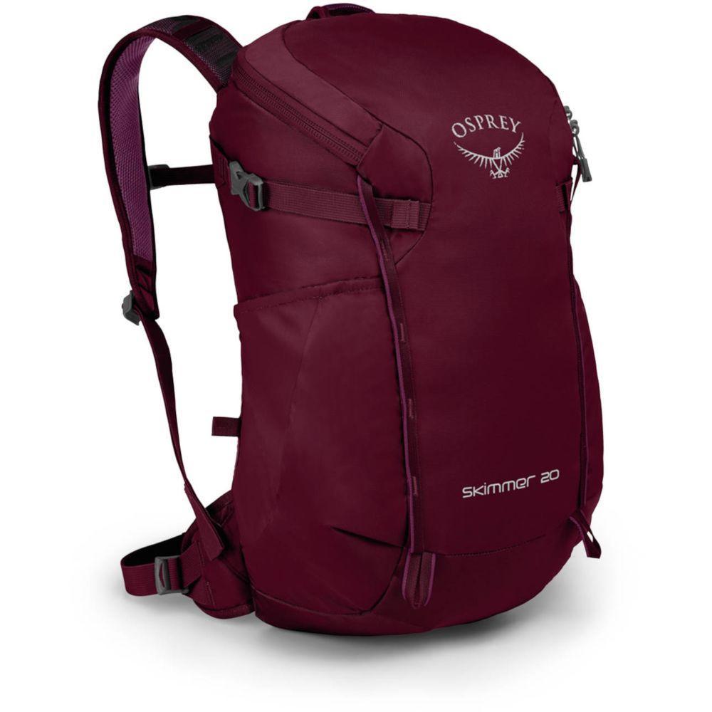 Рюкзак Osprey Skimmer 20 Plum Red