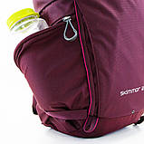 Рюкзак Osprey Skimmer 20 Plum Red, фото 4