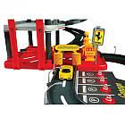 Игровой набор - Гараж FERRARI (3 уровня, 2 машинки 1:43) Bburago 18-31204, фото 5