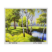 Картина по номерам JIA TU TOY KTL 1889 40 х 30 см